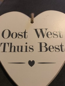 oost west..